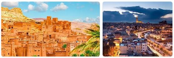 Top Attractions in Morocco