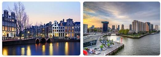 Top Attractions in Netherlands