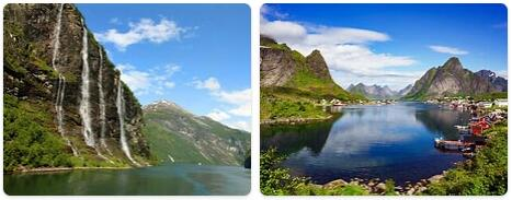 Top Attractions in Norway