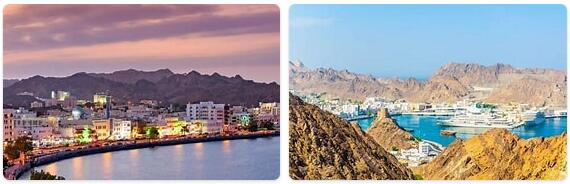 Top Attractions in Oman
