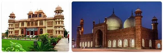 Top Attractions in Pakistan