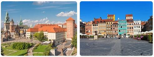 Top Attractions in Poland