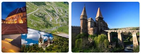 Top Attractions in Romania