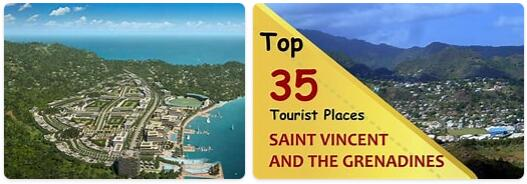 Top Attractions in Saint Vincent and The Grenadines