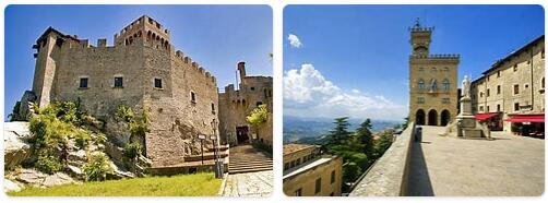 Top Attractions in San Marino
