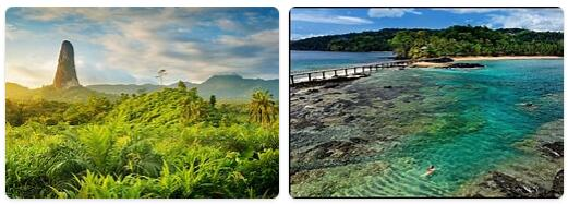 Top Attractions in Sao Tome and Principe