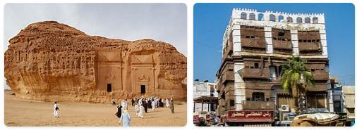 Top Attractions in Saudi Arabia