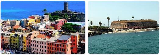 Top Attractions in Senegal