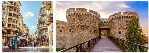 Top Attractions in Serbia