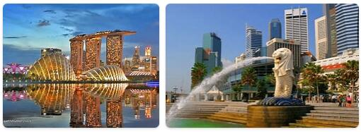 Top Attractions in Singapore