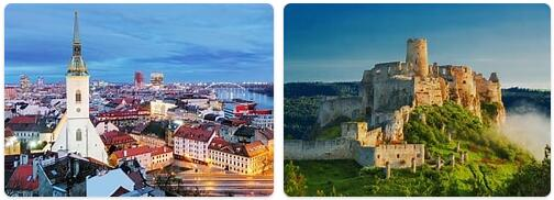 Top Attractions in Slovakia