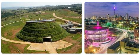 Top Attractions in South Africa