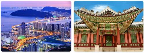 Top Attractions in South Korea