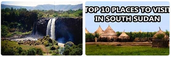 Top Attractions in South Sudan