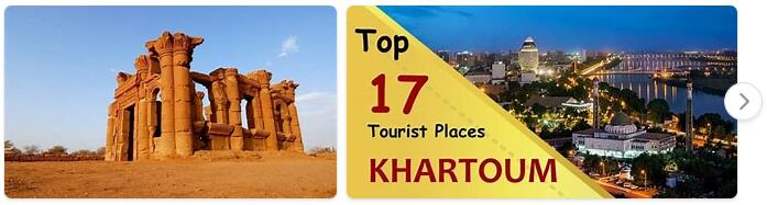 Top Attractions in Sudan