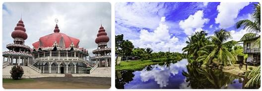 Top Attractions in Suriname