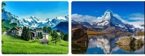 Top Attractions in Switzerland
