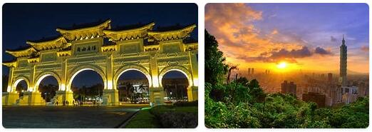 Top Attractions in Taiwan