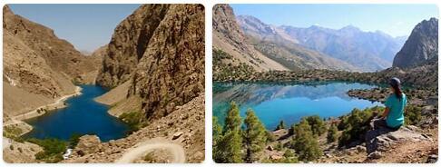 Top Attractions in Tajikistan