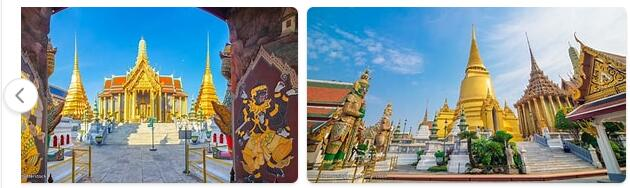 Top Attractions in Thailand