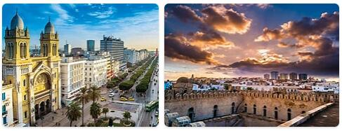 Top Attractions in Tunisia