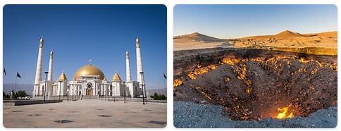 Top Attractions in Turkmenistan