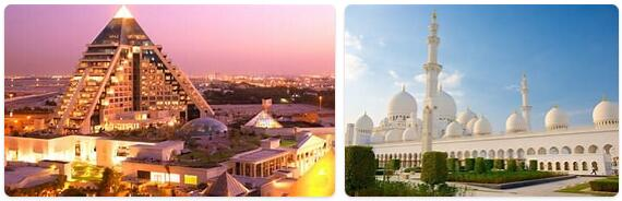 Top Attractions in United Arab Emirates