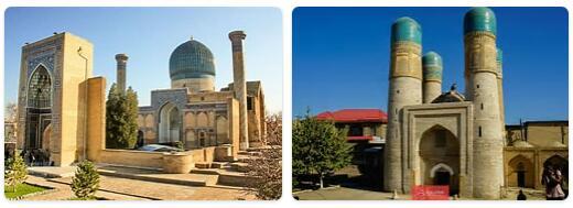 Top Attractions in Uzbekistan