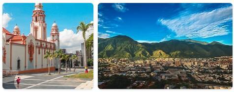 Top Attractions in Venezuela