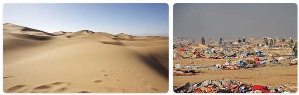 Top Attractions in Western Sahara
