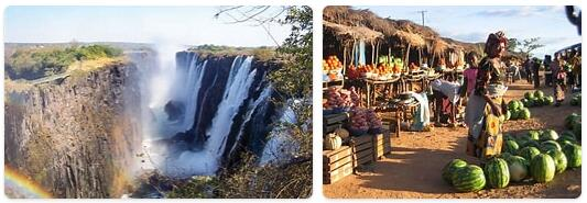 Top Attractions in Zambia