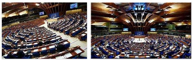 Council of Europe Functions