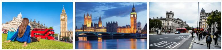 Getting to United Kingdom