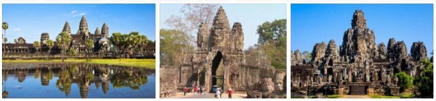 Sights in Cambodia