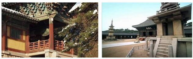 Seokguram and Bulguksa Temples (World Heritage)