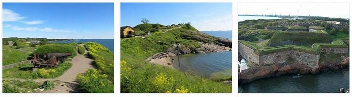 Suomenlinna Fortress (World Heritage)