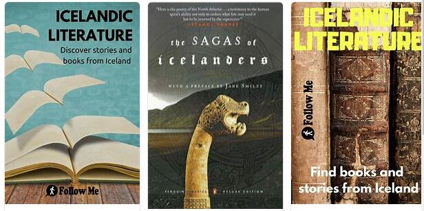 Iceland Literature