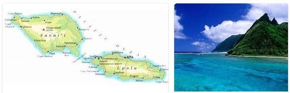 Information about Samoa