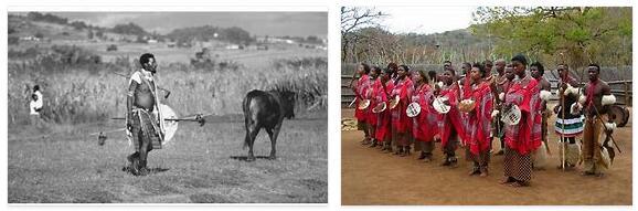 Swaziland History